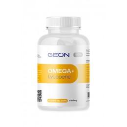 GEON. Omega+lycopene - 90 капс