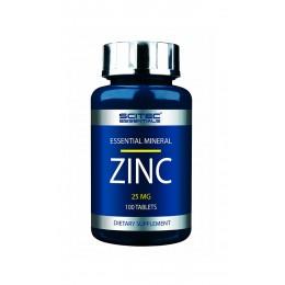 Scitec. Zinc - 100 таб