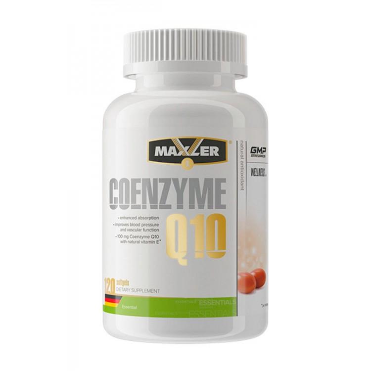 Maxler. Coenzyme Q10 - 120 капс