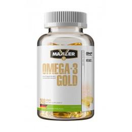 Maxler. Omega-3 Gold - 240 капс