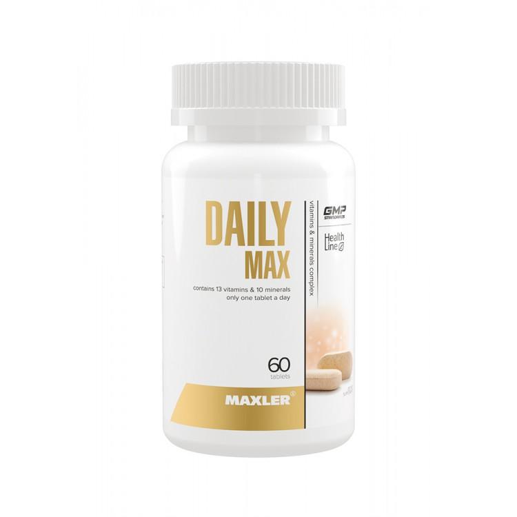 Maxler. Daily Max - 60 таб