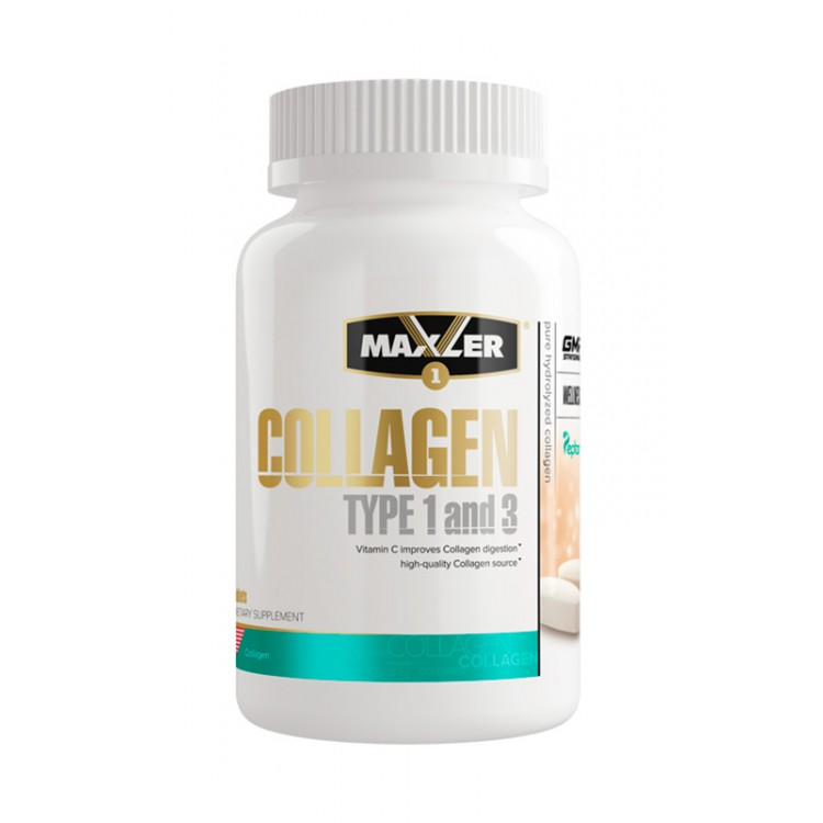 Maxler. Collagen type 1 and 3