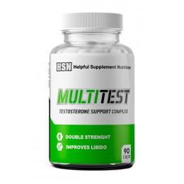 HSN. MultiTest - 90 капс
