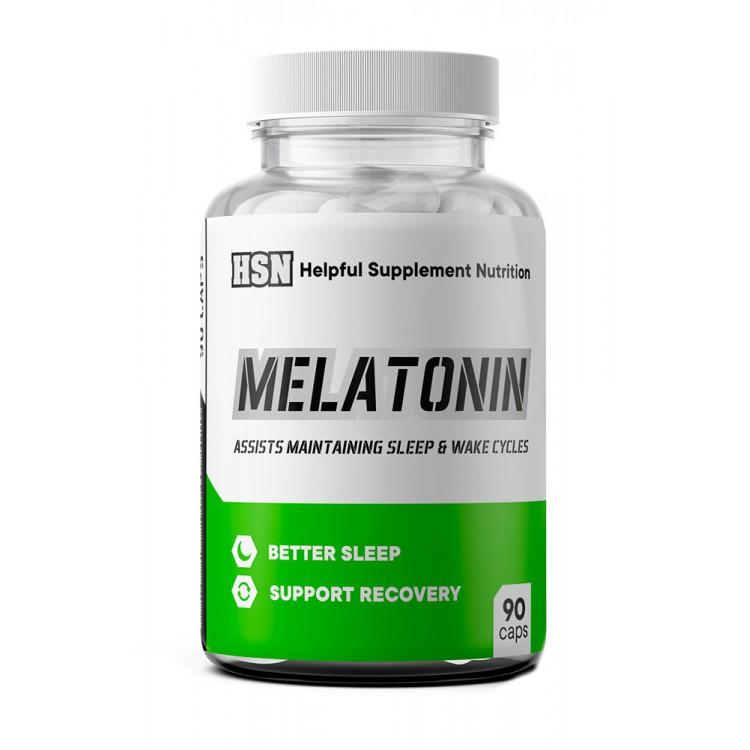 HSN. Melatonin 3 мг - 90 капс
