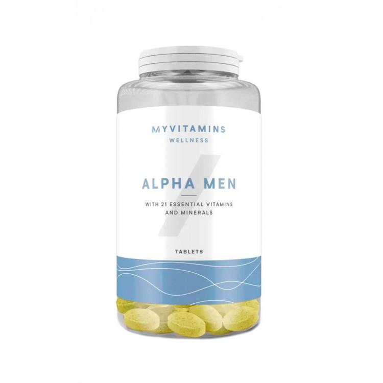 MyProtein. Alpha Men - 240 таб
