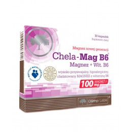 Olimp. Chela-Mag B6 - 30 капс