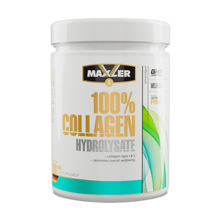 Maxler. Сollagen Hydrolysate - 500 г