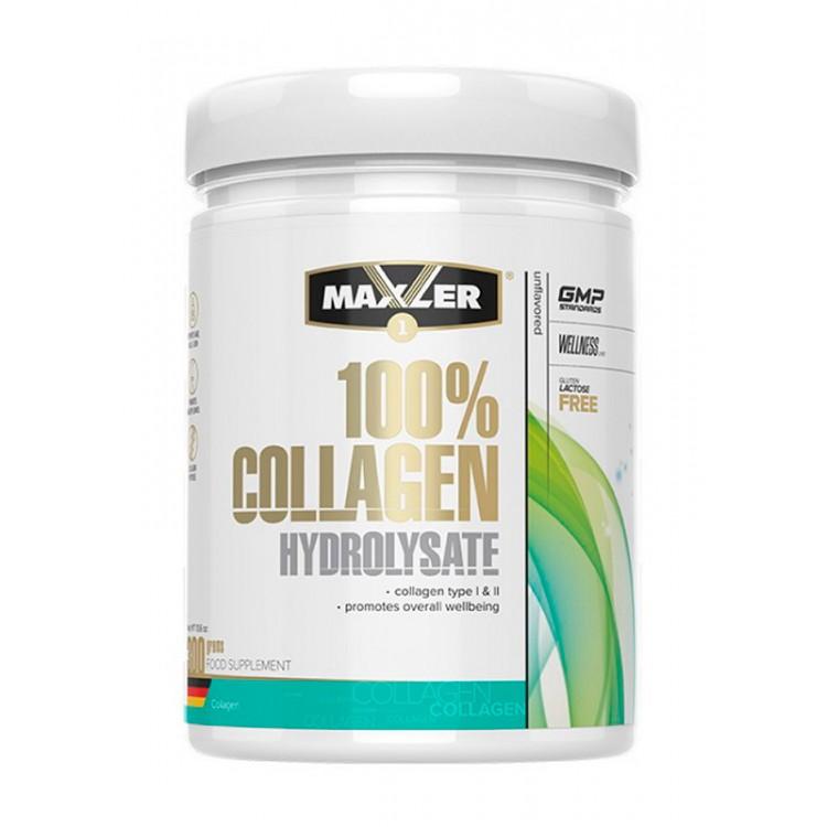 Maxler. Collagen Hydrolysate - 500 г