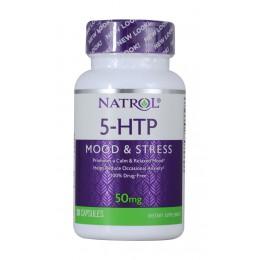 Natrol. 5-HTP 50 мг - 30 капс