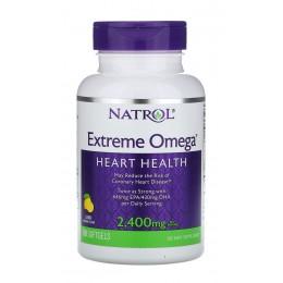 Natrol. Omega 3 Extreme - 60 капс