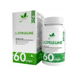 NaturalSupp. L-Citrulline - 60 капс