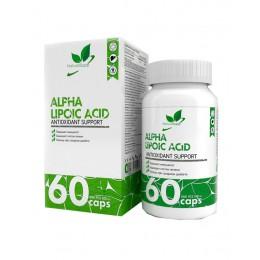 NaturalSupp. Alpha Lipoic Acid - 60 капс
