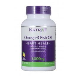 Natrol. Omega 3 - 1000 мг - 60 капс