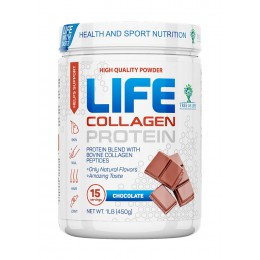 Tree of Life. Collagen Protein - 450 г