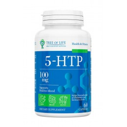Tree of Life. 5-HTP 100 мг - 60 капс