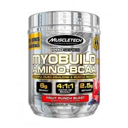 MuscleTech. MyoBuild Amino-BCAA - 332 г