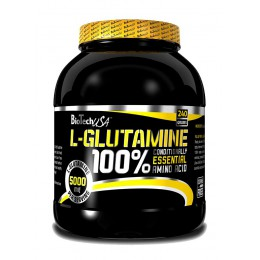 BioTech. L-Glutamine - 500 г