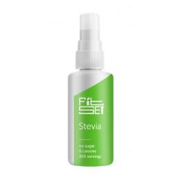 Fit Set. Stevia жидкий подсластитель - 40 мл