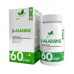 NaturalSupp. B-Alanine - 60 капс