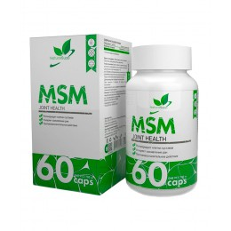 NaturalSupp. MSM - 60 капс