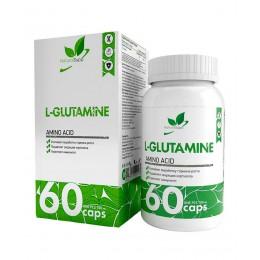 NaturalSupp. L-Glutamine  - 60 капс