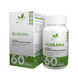 NaturalSupp. Guarana - 60 капс