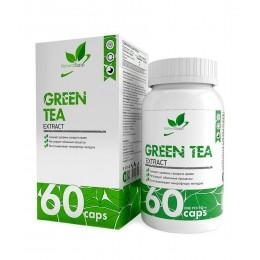 NaturalSupp. Green Tea - 60 капс