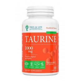 Tree of Life. Taurine - 60 капс
