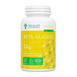 Tree of Life. Beta-alanine - 60 капс