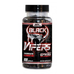 ASL. Black Vipers - 100 капс