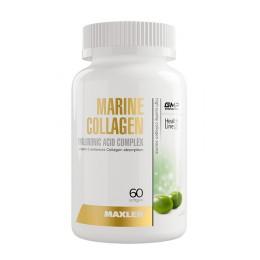 Maxler. Marine Collagen - 60 капс