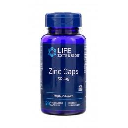 LIFE Extension. Zinc 50 мг - 90 капс