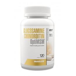 Maxler. Glucosamine-Chondroitin-OPTI MSM - 120 капс