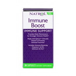 Natrol. Immune Boost - 30 капс