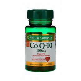 Natures Bounty. CoQ10 - 100 мг - 45 капс