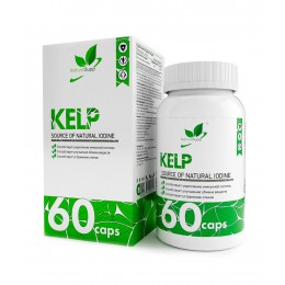 NaturalSupp. Kelp - 60 капс