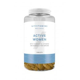 MyProtein. Multi Vitamin(Active Woman) - 120 таб