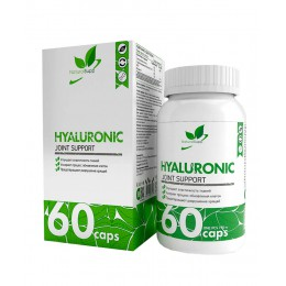 NaturalSupp. Hyaluronic - 60 капс