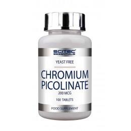 Scitec. Chromium Picolinate - 100 таб