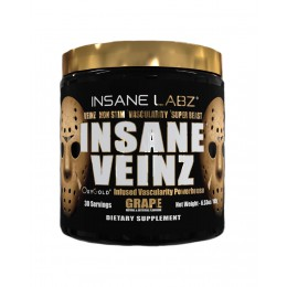 InsaneLabz. Insane Veinz GOLD - 35 порций