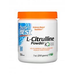 Doctor's Best. L-Citrulline - 200 г