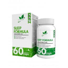 NaturalSupp. Sleep Formula - 60 капс