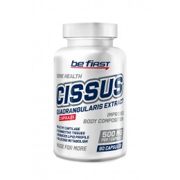 BeFirst. Cissus guadrangularis extract - 90 капс
