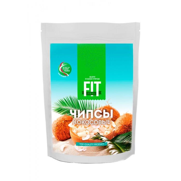 FitParad. Кокосовые чипсы - 40 г