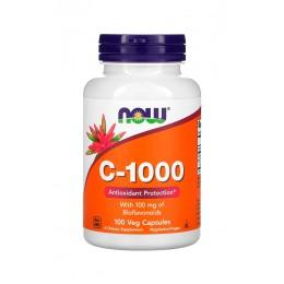 NOW. C-1000 + Rutin - 100 капс