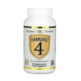CaliforniaGold. Immune 4 - 180 капс