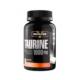 Maxler. Taurine 1000 мг - 100 капс
