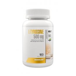 Maxler. L-Tyrosine 500 мг - 100 капс