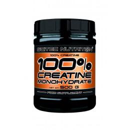 Scitec. 100% Creatine Monohydrate - 500 г