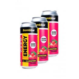 BombBar. Energy L-carnitine - 500 мл